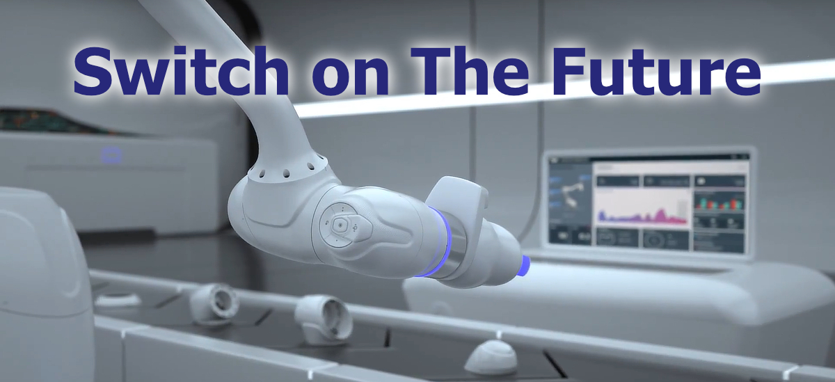 Dormac Cobots - Switch on the future